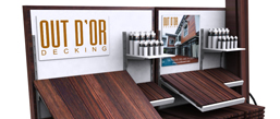 solid hardwood decking | merchants and home depots